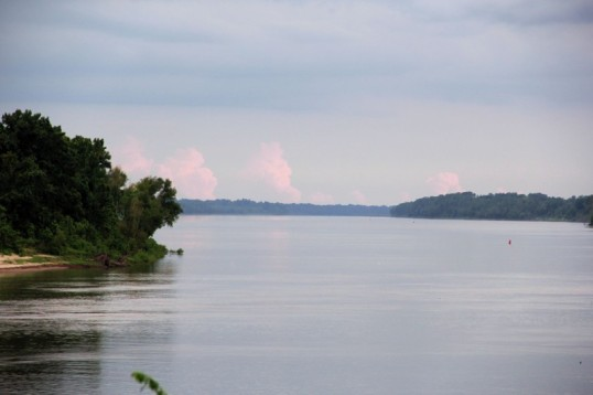 The Mighty Atchafalaya River
